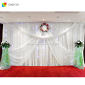 IDA wedding stage backdrop for event and party decoration