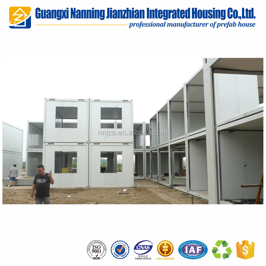 China best convenient modern prefab Storage container house