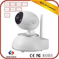 2016 new arrival 720p dome mini homemade wifi wireless ptz ip camera