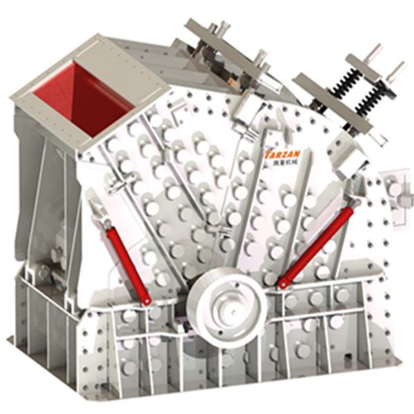 China best quality small stone breaking machine for building material