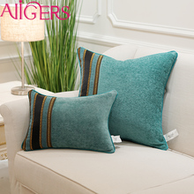 Avigers Home Decoration Custom Sofa Chair Fringes Cushion Pillow Case Cover