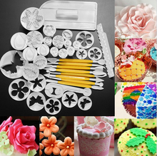 Fondant Cake Decorating Tools Plunger Cutters Cake Decorating