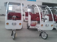new electric tourist tuk tuk for 3 people