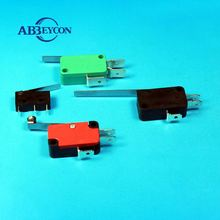 Miniature Snap Action Micro Switch limit micro switch