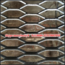 expanded metal lowes steel grating/expanded metal mesh price