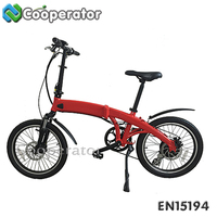 36V 250W Built-in battery folding mini electric scooter, foldable e bike, electric bicycle