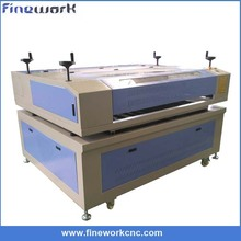 good for engraving work on stone materials laser machine for acrylic with Red light pointer FW1390