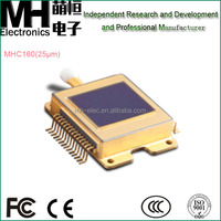 Uncooled Infrared Thermal FPA Detector, Thermal Infrared Detector,Thermal imaging sensor
