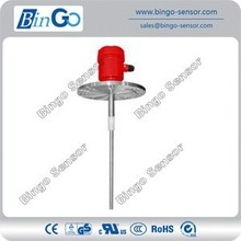 Stainless steel flange capacitance type level switch used in high temperature, acid-base conditions