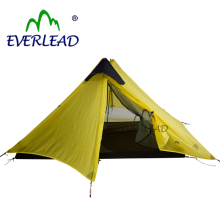20D Lightweight 4 Season Outdoor Camping Mountain Tent