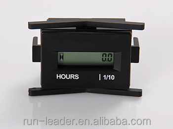 RL-HM010A Digital Waterproof AC DC LCD Engine Hour Meter