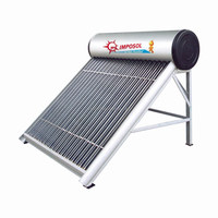 Non-Pressurized Stainless Steel Solar Hot Water Heater for Sale