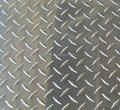 Prime quality fast delivery 5052 H32 diamond pattern aluminum sheet