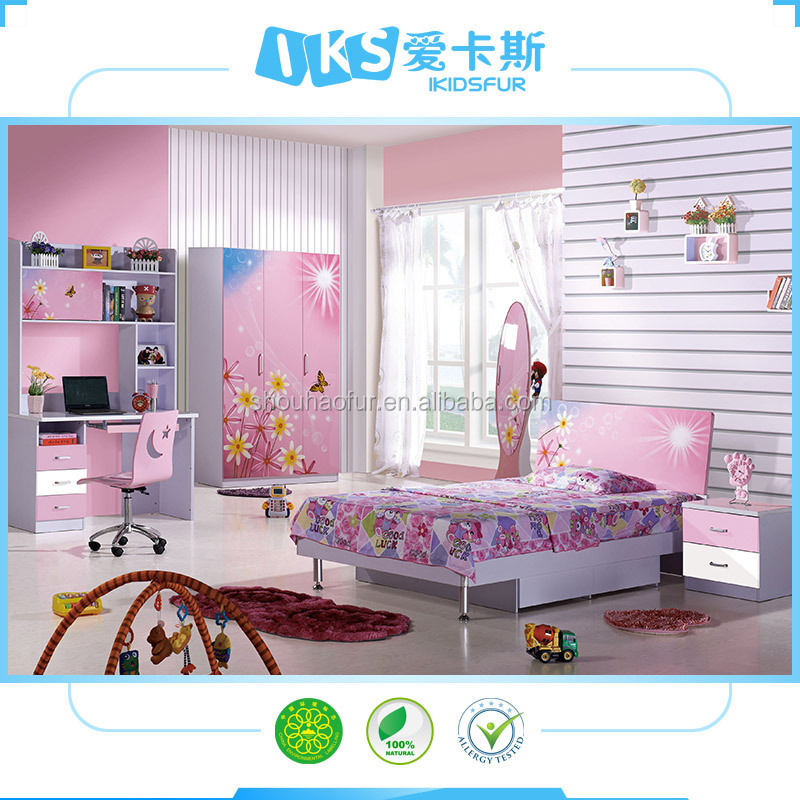 8338# cartoon children bed/kids cartoon pictures beds for children