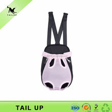 New products best selling front dog backpack best soft pink pet carrier