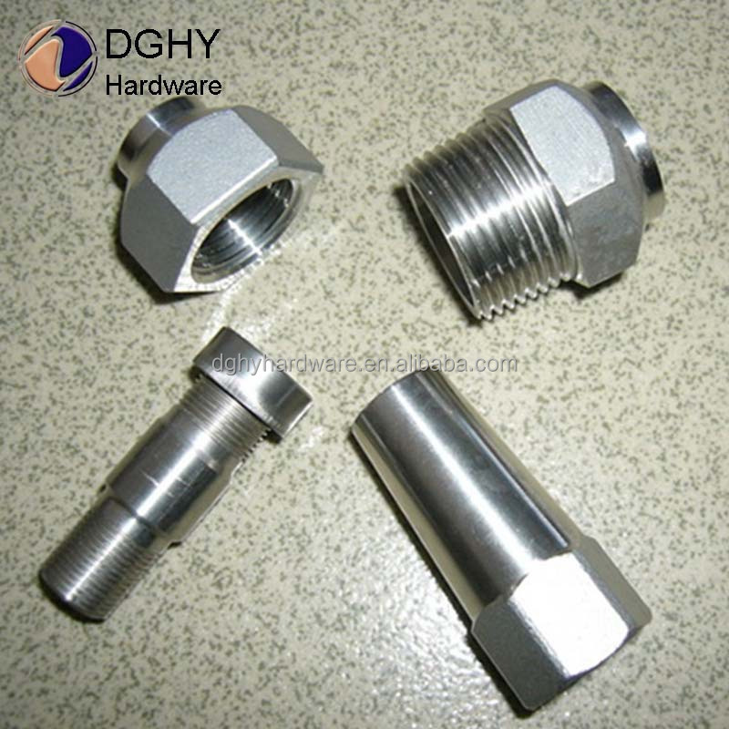 Custom-tailor high quality high performance cnc machining aluminum automobile motorcycle spare parts in dongguan