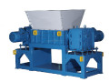 High Quality Industrial waste/used plastic shaft shredder for sale
