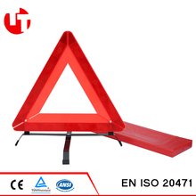 reflective traffic warning triangle signs for emergency
