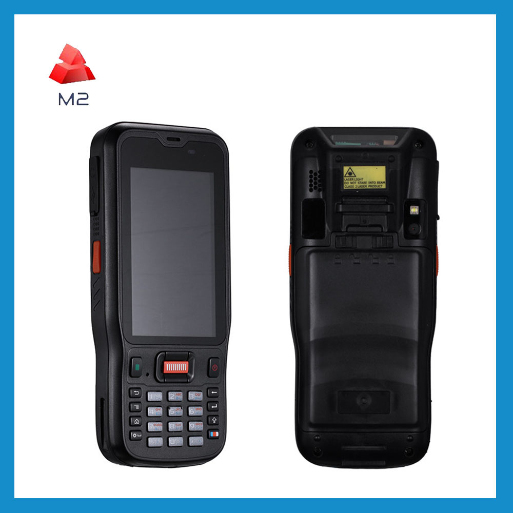 New low price china mobile phone NFC 1d 2d Barcode scanner PDA BT BLE GPS Camera 3.5inch Zigbee RFID HF LF Terminal IOT