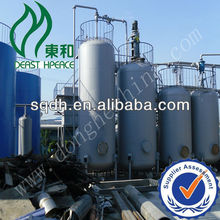 Waste oil dehydration distillation equipment JL-2