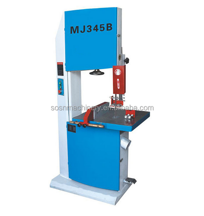 MJ345 log band saw with trusted quality