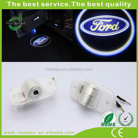 2015 China supplier car door logo projector light for for-d/ ghost light shadow light laser logo car door wholesale