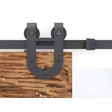 Antique Style Used Barn Door Hardware for Wooden doors