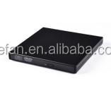 USB 2.0 external sata CD/DVD ROM RWcase 24x dvd burner