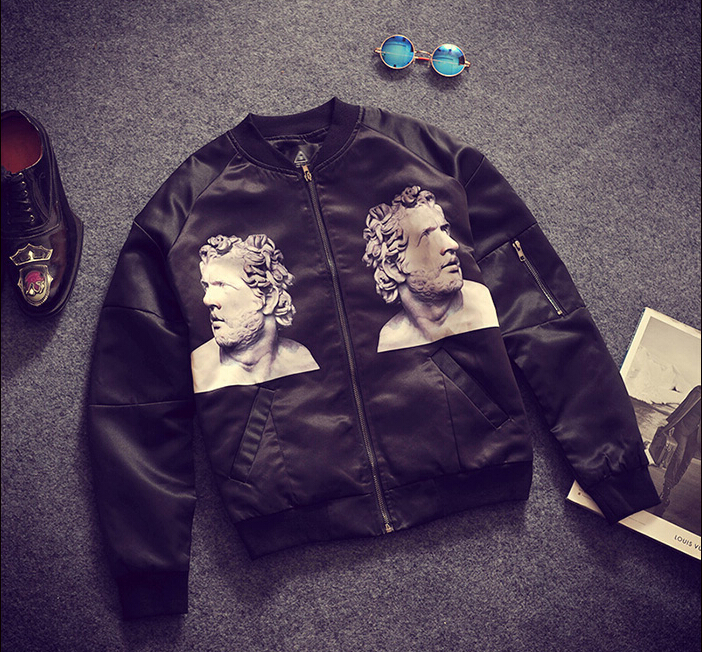 Top Quality Custom Bomber Jacket Mens