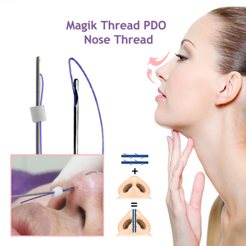 For Beauty Skin Care Barbed Cog Face Lift pdo nose thread