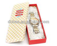 OEM Watch Gift Box,Fashion Jewelry Box for Gift,Custom Made Gift Paper Box