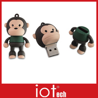 animal shape wearable usb flash drive