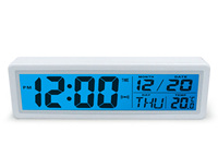NEW DESIGN Desktop Digital Clock with Backlight