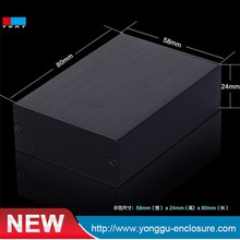 YGK-003 Cast Aluminum Enclosure , Aluminum Box Large