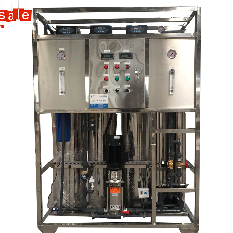 CE Approved Best RO System Salt Water to Drinking Water Machine