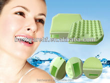 Health care silicone facial massage brush,human body massage brushes