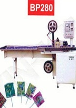 BP280 Flat-type lollipop candy packing machine