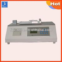 LY-3018 coefficient of friction tester for package material