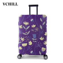 abs 4 wheel suitcase luggage cover
