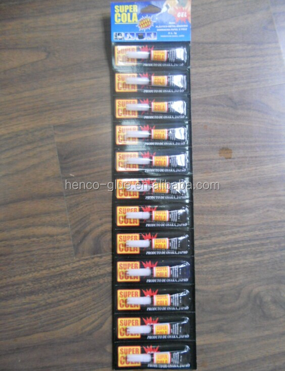 12 PCS ECONOMIC PACK SUPER GLUE 502