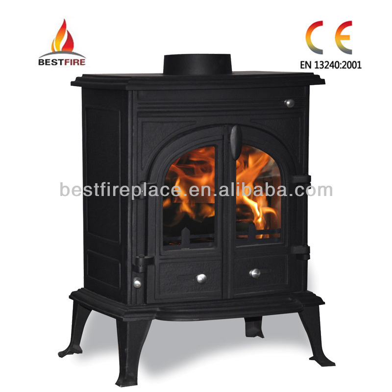 Closed Combustion Cast Iron Heater