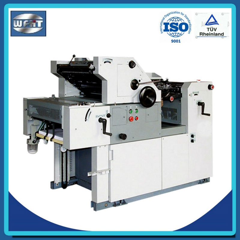 HT47II continuous paper offset printing machine, offset printing machine price list in india