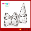 Toys educational plastic magnetic building blocks