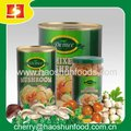 Canned Marinated Mix Mushroom