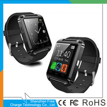 Hot Sale U8 Watch Bluetooth Sync WristWatch for Samsung S4/Note 2/Note 3 HTC Android Phone Wrist phones