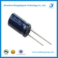High Ripple Current 470uf 47uf 450v 250v aluminum electrolytic capacitor