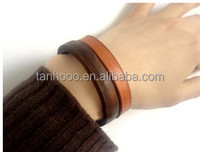 genuine leather hand band / vegetable leather hand band