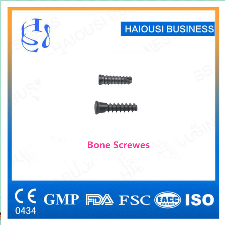 Anterior Cervical Spine Titanium Plates,Bone Screws,surgical instrument,orthopedic implant