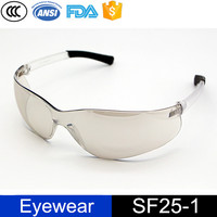 Industrial UV protective working prescription safety glasses