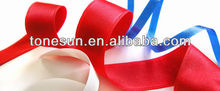Personalized wedding ribbons,available in a variety of color